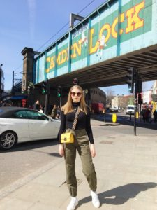 Styling The Khaki Cargo Trousers