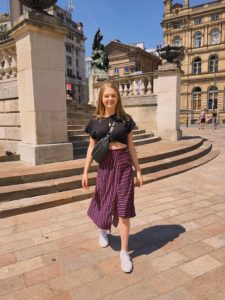 Styling The Midi Skirt