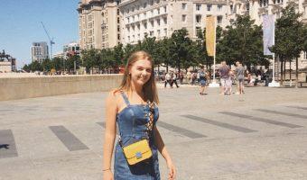 The Summer Staple Denim Dress
